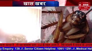 कॉकरोच की वजह से 3 कारे जलकर राख हो गई THE NEWS INDIA