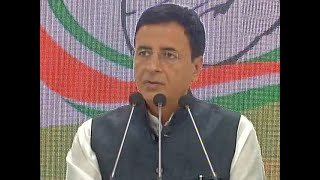 Ayodhya verdict: Congress in favour of Ram temple construction, says Randeep Surjewala