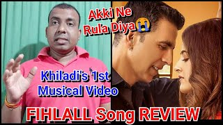Filhall Song Review, Akshay Kumar, Nupur Sanon And B Praak Made Me In Tears ????