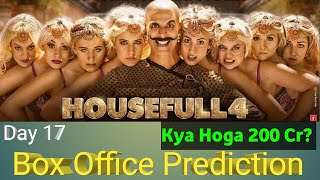 Housefull 4 Box Office Prediction Day 17, Will It Cross 200 Crores Today? My Views