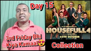Housefull 4 Box Office Collection Day 15