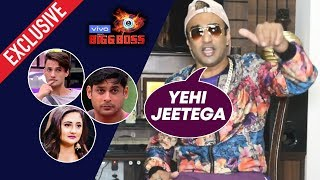 Bigg Boss 13 | Akash Dadlani Exclusive Interview | Siddharth Shukla, Rashmi, Asim, Shehnaz | BB 13