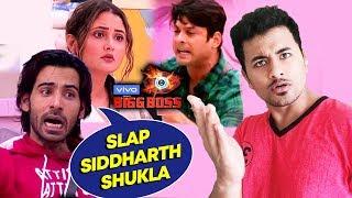 Bigg Boss 13 | Arhaan Tells Rashami TO SLAP Sidharth Shukla | BB 13