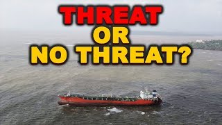Govt Says No Threat, MPT Cries Threat In Court. What Is The Truth Of The Naphtha Vessel Anymore?