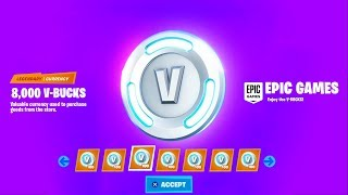 FREE VBUCKS in Fortnite ! Simple Method to Get Free V-BUCKS in Fortnite