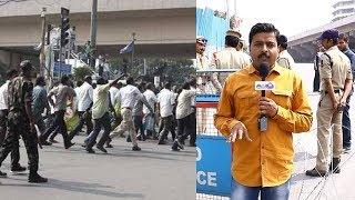 ట్యాంక్ బండ్ పై ఉద్రిక్తత | Million March Tank Bund | TSRTC | RTV Strike | Top Telugu TV