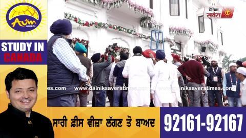 Exclusive: Sultanpur Lodhi नतमस्तक हुए Himachal के CM Jai Ram Thakur