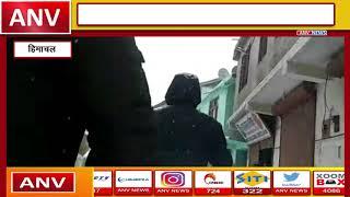 बर्फबारी के बाद लाहौल के मुख्यालय केलांग का पारा माइनस सात डिग्री तक लुढ़का    ANV NEWS