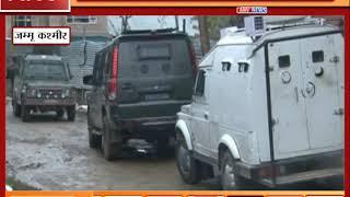 सुरक्षाबलों के साथ मुठभेड़ में एक आतंकवादी ढेर || ANV NEWS JAMMU - KASHMIR