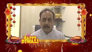 ગુજરાત રાજ્ય મંત્રી ધર્મેન્દ્રસિંહ જાડેજા તરફથી દીપાવલી-નૂતન વર્ષની હાર્દિક શુભેચ્છા