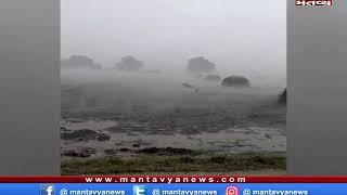 Junagadhના કેશોદમાં આફતનો વરસાદ