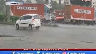 Valsad જિલ્લામાં ફરી વરસાદી વાતાવરણ