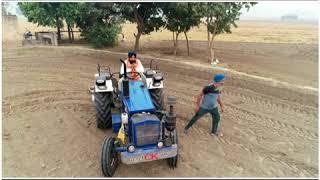 पंजाब: बाबा नानक के 550वें प्रकाश पर्व की ख़ुशी, किसान ने अनूठे अंदाज़ में दी बधाई