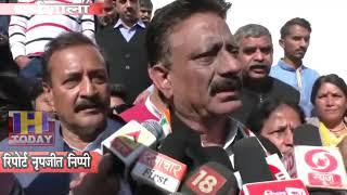 11 NOV N 13 B 3 बढ़ती महंगाई, भ्रष्टाचार, बेरोजगारी के खिलाफ कांग्रेस का हल्ला बोल