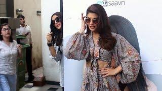 Neha Dhupia And Jacqueline Spotted Recording No Filter Neha Season 4