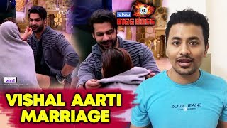 Bigg Boss 13 | Housemates Forces Vishal And Aarti To Marry | BB 13 Sneak Peak