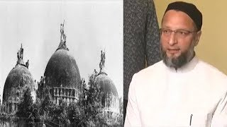 Babri Masjid Judgement | Asaduddin Owaisi Not Satisfied With Judgement | @ SACH NEWS |