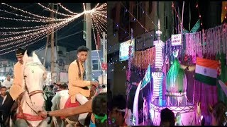 Milad Un Nabi Decorations | Yakuthpura And Other Areas | Sach News Special Coverage |