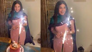 Mehreen pirzada  Birthday Celebration | Mehreen Pirzada