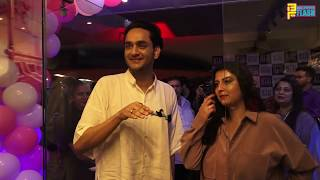 Vikas Gupta, Karan Mehra, Kashmera Shah & Lekha Prajapati At The Diagrm Lifestyle Brand Launch