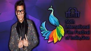 Karan Johar Along With One Goan Artist to host opening ceremony of IFFI 2019
