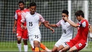 India U19 vs Uzbekistan U19 || AFC U19 Championship Qualifiers || Live Streaming HD