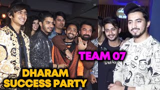 Team 07 At Success Party Of Rap Song Dharam | Full Video