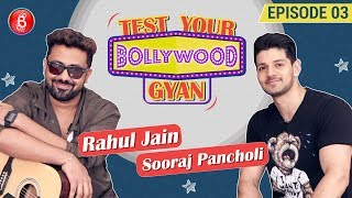 Sooraj Pancholi Fakes Being Dumb In A B-Town Quiz Game | Rahul Jain | Test Your Bollywood Gyan