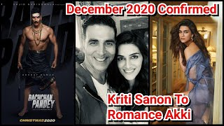 Bachchan Pandey Is Definitely On And Now Kriti Sanon Is Part Or The Film