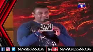 Challenging Star Darshan Speech at Damayanthi Movie Audio Launch | Radhika Kumaraswamy