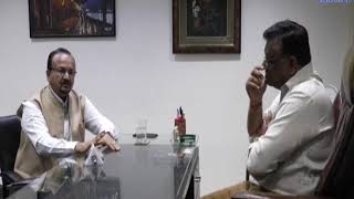 Rajkot | Vijaybhai Desani Abtak, Vice Chancellor of Saurashtra University| ABTAK MEDIA
