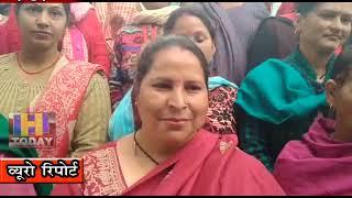 12 NOV N 7  मंडी में लोगों को आ रही समस्याओं के संदर्भ में जनता एसडीएम सुंदरनगर से मिली