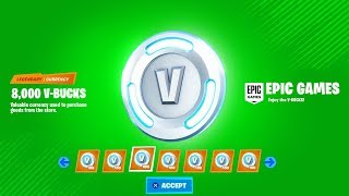 FREE VBUCKS in FORTNTIE CHAPTER 2! Easy Method to Get Free V-BUCKS in Fortnite