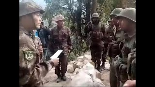 Chinese military buildup near Uttarakhand after Ladakh & Arunachal Pradesh