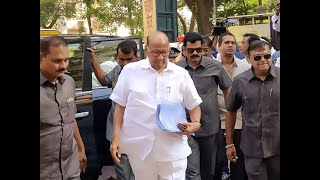 NCP names 5 members for joint panel with Cong to prepare Common Minimum Programme