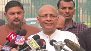 Statement by Dr. Abhishek Manu Singhvi on the Supreme Court verdict on Karnataka legislators