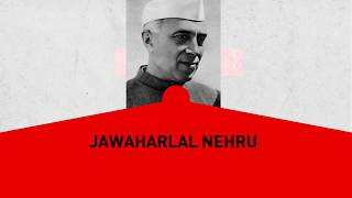 Pt. Jawaharlal Nehru | The architect of modern India