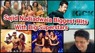 Housefull 4, Kick, 2States, Judwaa 2 And Baaghi 2 Were Actor's Big Hits Produced By Sajid Nadiadwala