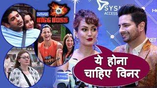 Bigg Boss 13 | Karan Mehra And Nisha WANTS This Contestant As WINNER | BB 13