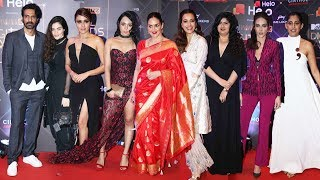MTV IWMBuzz Digital Awards | Dia Mirza , Arjun Rampal, Esha Deol, Amruta Khanvilkar