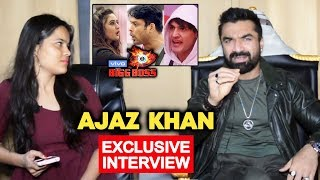 Bigg Boss 13 | Ajaz Khan Exclusive Interview | Siddharth Shukla, Rashmi, Asim, Shehnaz | BB 13