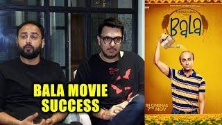 Bala Movie Success | Dinesh Vijan And Amar Kaushik Interview