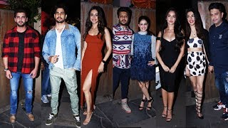 Marjaavaan Director Milap Zaveri's Birthday Party | Sidharth Malhotra, Riteish Deshmukh, Rakul