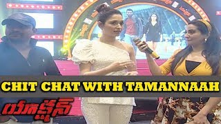 Gorgeous Tamannaah Cute Chit Chat || Bhavani HD Movies