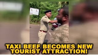 GoaMiles vs Local Cabbies: Taxi Beef Becomes New Tourist Attraction!