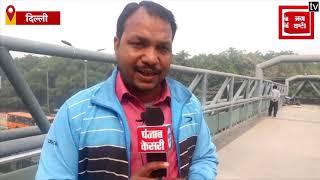 ऑड-ईवन के बावजूद दिल्ली में प्रदूषण की मार