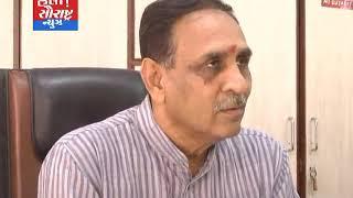 ગાંધીનગર-CM ની બેઠક મળી,રાહત પેકેજ મંજુર