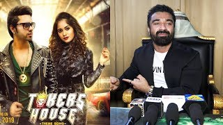 Interview With Ajaz Khan For UPCOMING Show Tokers House | Jannat Zubair