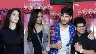 Marjaavaan Movie Screening | Siddharth Malhotra, Sonakshi Sinha, Nora Fatehi
