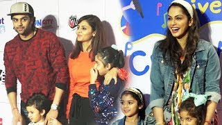 Peppa Pig Musical Children's Day Celebration | Isha Kopikar, Maniesh Paul, Roshni Chopra